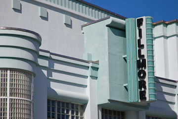 The Filmore Theater, Miami Beach