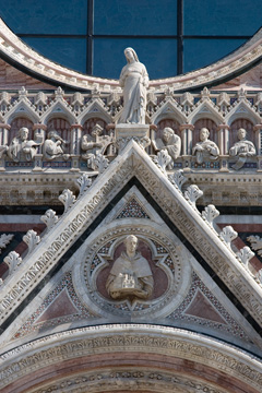 Siena Cathedral - details