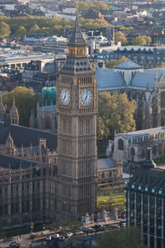 St. Stephen's Tower (Big Ben)