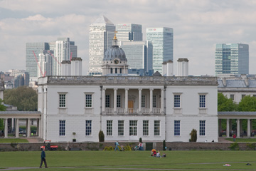 The Queen's House at Greenwich