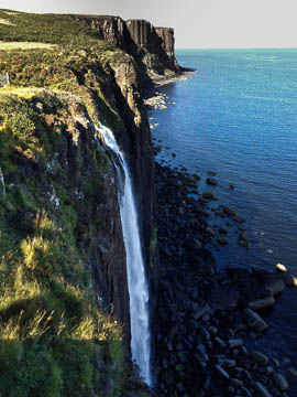 Mealt Waterfall, Isle of Skye, Scotland
