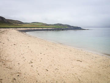 Coral Beach, Isle of Skye, Scotland