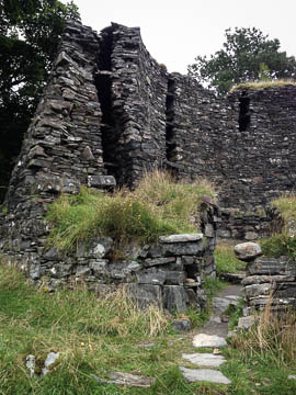 Glenelg Broch, Scotland