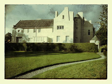 Charles Rennie Mackintosh's Hill House