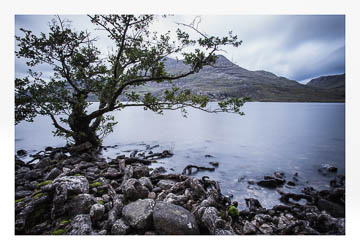 Loch Maree, Scotland - long exposure