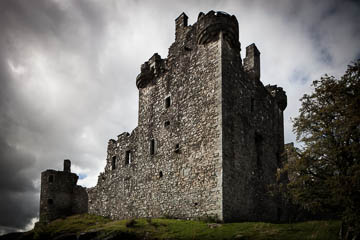 Kilchurn Castle, Scotland