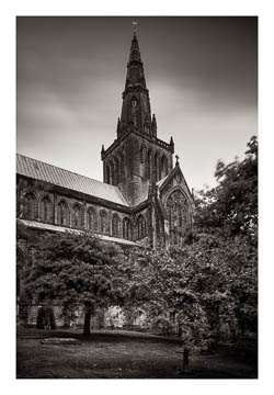 Glasgow Cathedral, Glasgow, Scotland