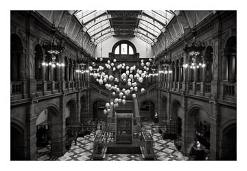 Kelvingrove Art Gallery and Museum, interior